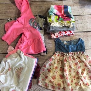 3 months girls clothing lot